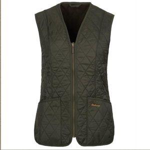 Barbour Fleece Betty Liner Vest